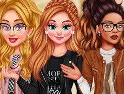 Princesses School Time Fashionistas