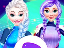 Princesses Space Explorers