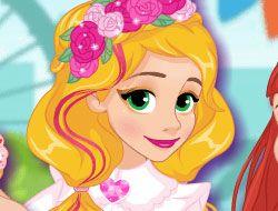 Princesses Spring Funfair