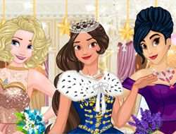 Princesses Sweet Quincenera Party