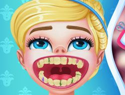 Princesses Wearing Braces
