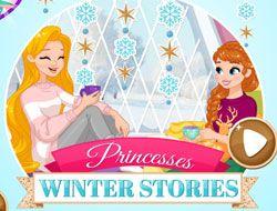 Princesses Winter Stories