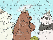 Puzzle We Bare Bears