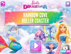 Rainbow Cove Roller Coaster
