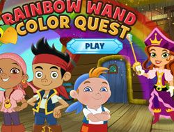 Rainbow Wand Color Quest