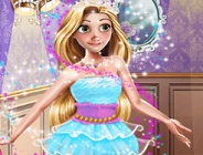 Rapunzel Fairy Entertainer