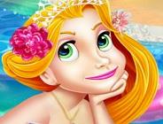 Rapunzel Sweet Vacation