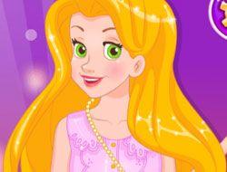 Rapunzels Choker Design