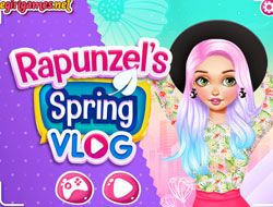 Rapunzels Spring Vlog