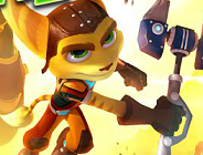 Ratchet and Clank All 4 One 8-bit Mini Mayhem