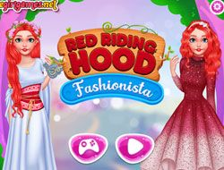 Red Riding Hood Fashionista