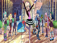 Regal Academy Jigsaw