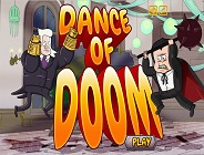 Regular Show Dance of Doom