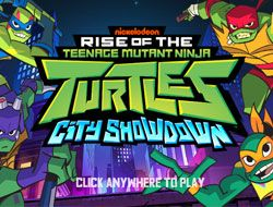 Rise of the Teenage Mutant Ninja Turtles City Showdown