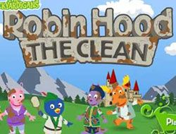 Robin Hood The Clean