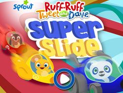 Ruff-Ruff Tweet and Dave Super Slide