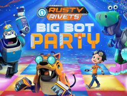 Rusty Rivets Big Bot Party