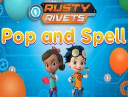Rusty Rivets Pop and Spell