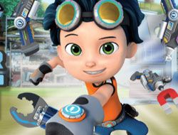 Rusty Rivets Scavenger Hunt