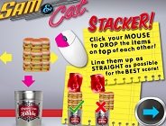 Sam and Cat Stacker