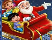 Santa's Puzzle Story
