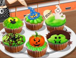 Sara's Cooking Class: Halloween Cupcakes