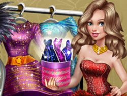 Sery Haute Couture Dolly Dress Up
