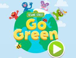 Sesame Street Go Green