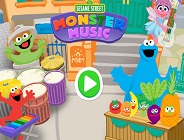 Sesame Street Monster Music