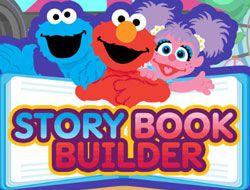 Sesame Street Storybook Builder