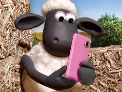 Shaun the Sheep App Hazard
