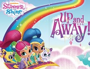 Shimmer and Shine Up and Away
