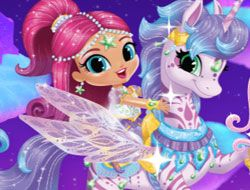 Shimmer and Shine Zahramay Skies
