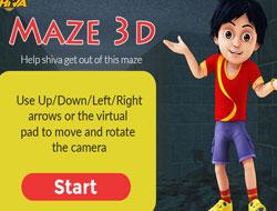 Shiva Maze 3D
