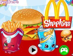 Shopkins Burger