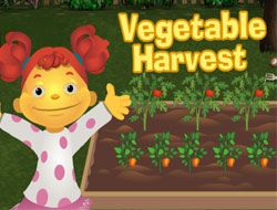 Sid the Science Kid Vegetable Harvest