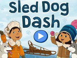 Sled Dog Dash