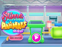 Slime Factory Animals Maker