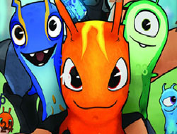 Slugterra Hidden Numbers