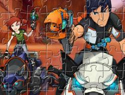 Slugterra Jigsaw Puzzle