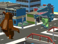 Smashy City Monster Battles