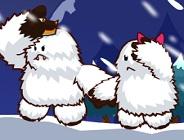 Snow Monster Baby