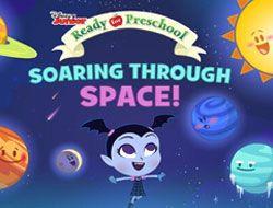 Soaring Through Space