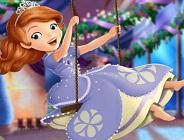 Sofia Once Upon a Princess Dress Up