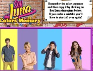 Soy Luna Colors Memory