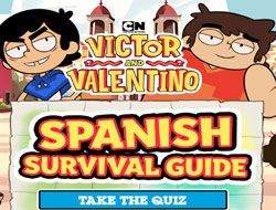 Spanish Survival Quiz
