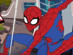 Spider-Man Hazards at Horizon High