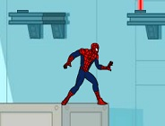 Spiderman Future Adventure