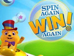 Spin Again Win Again