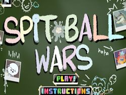 Spit Ball Wars